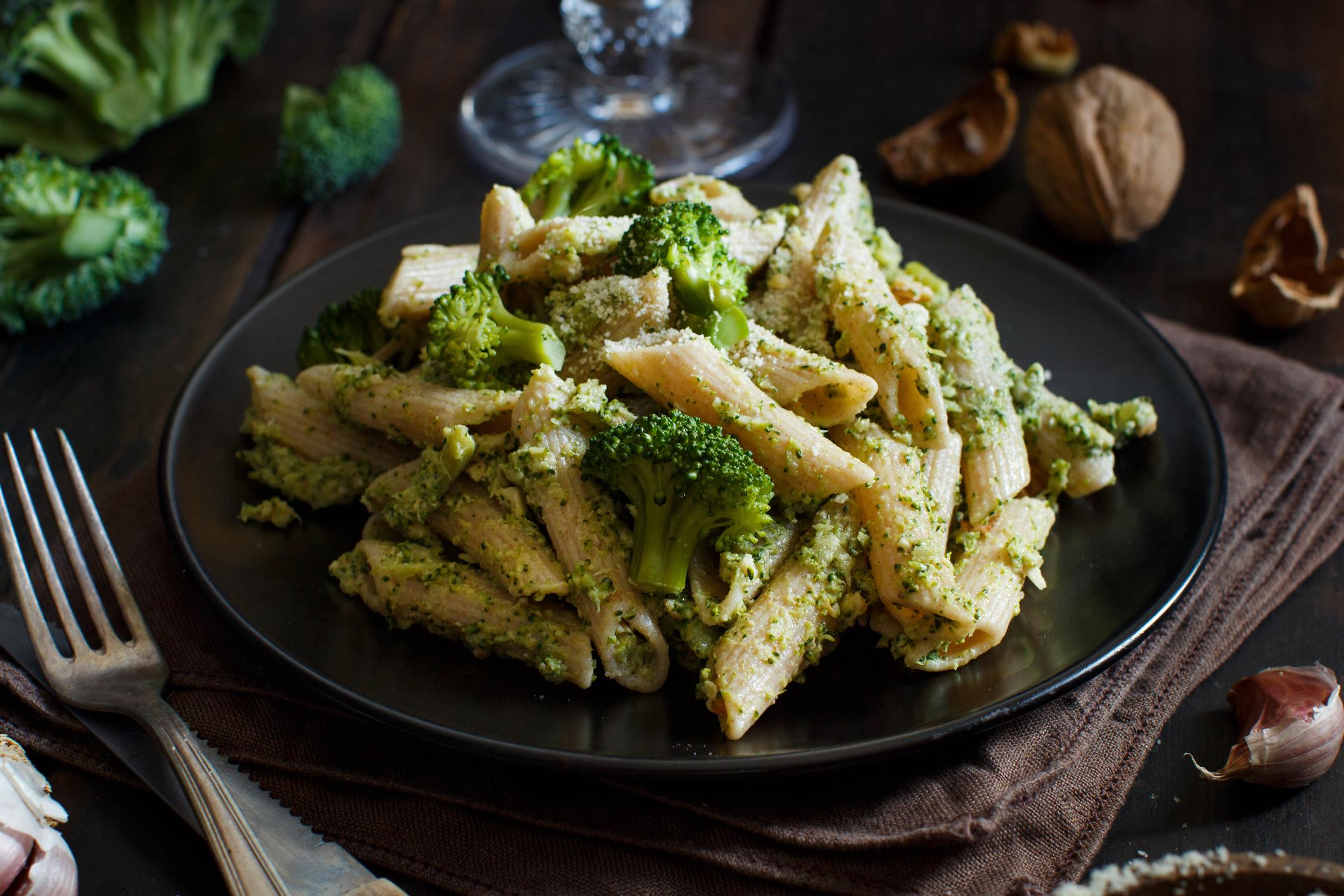 Készíts brokkolis tésztát