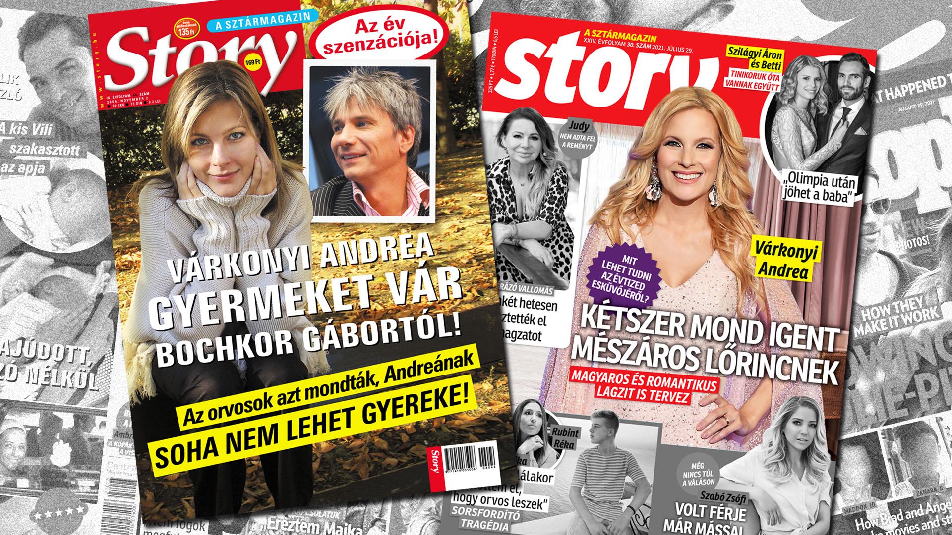 Híres sztárházasságok a címlapon