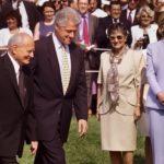 Göncz és Clinton