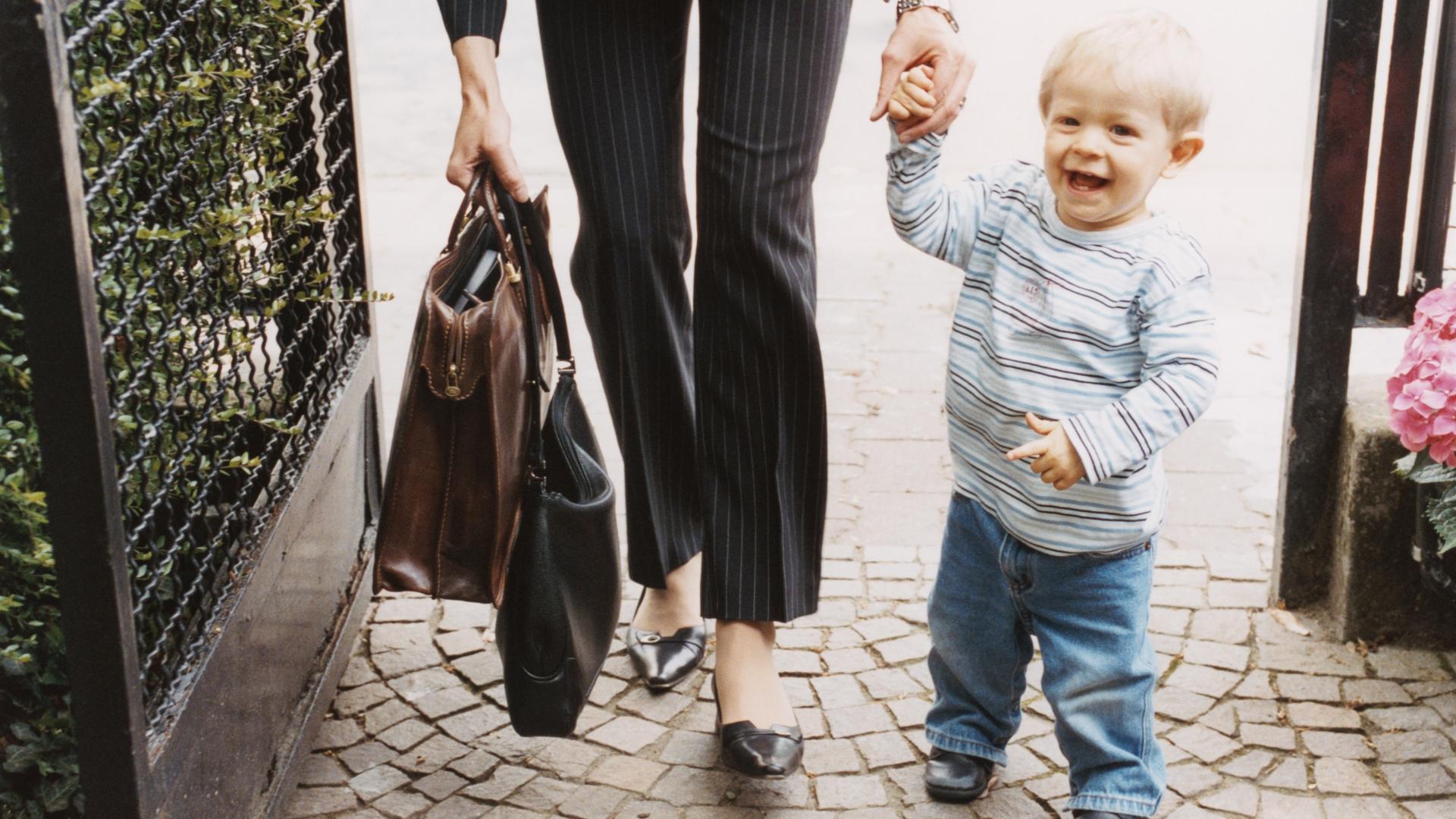 A dolgozó anyák bűntudata