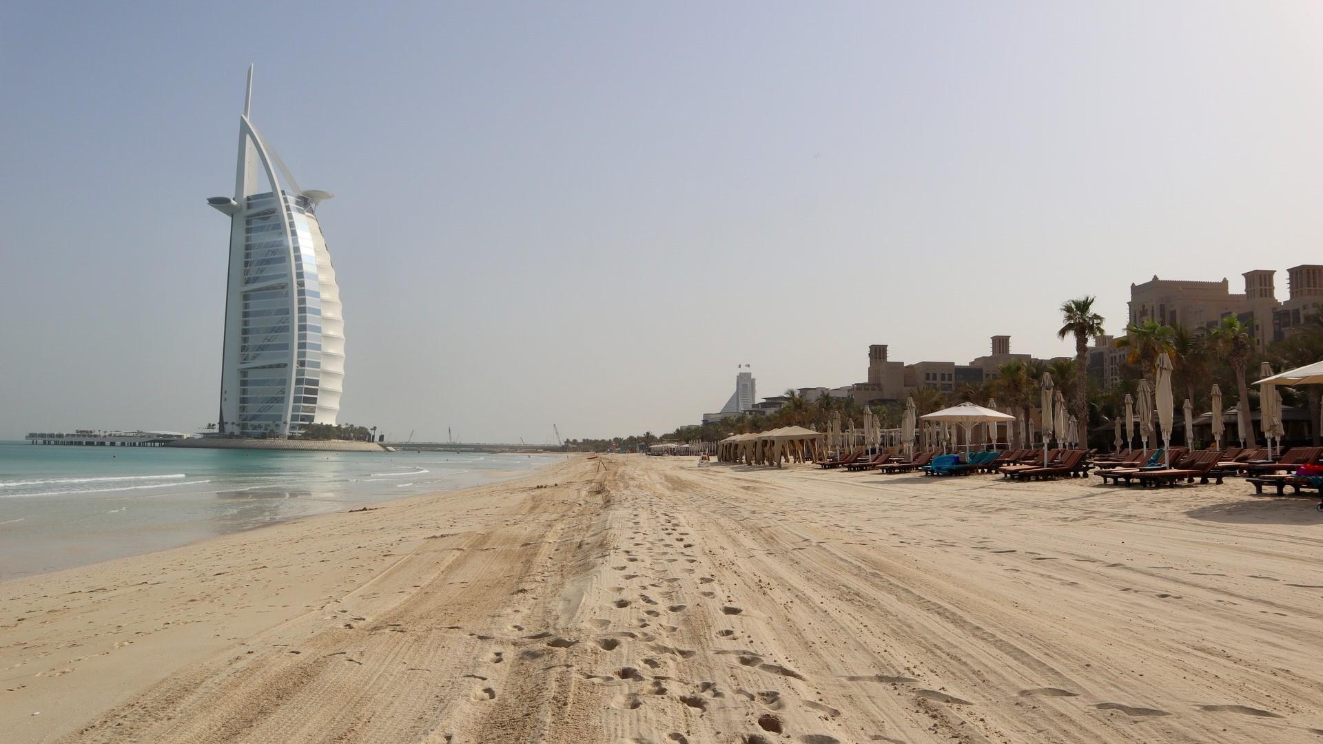Dubai valóban vonzó célpont egy nászútra (Fotó: Pexels.com)
