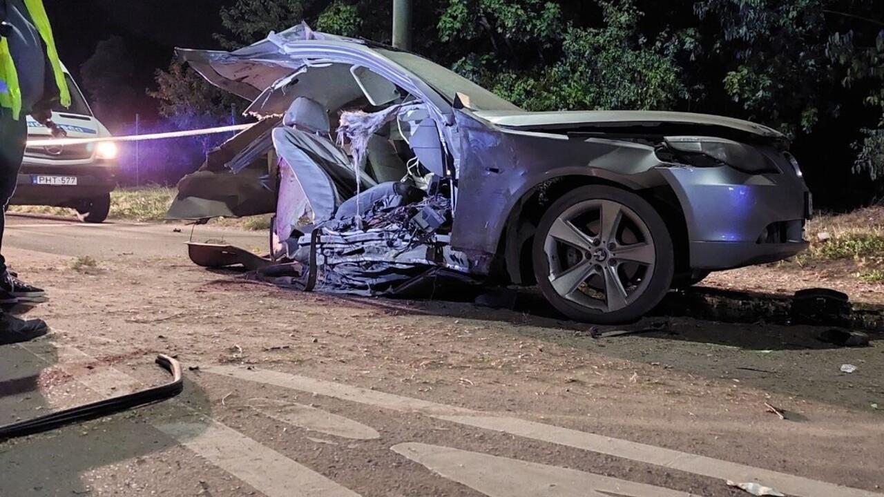 Borzalmas tragédia: egy kismama is meghalt a dunaújvárosi autóbalesetben