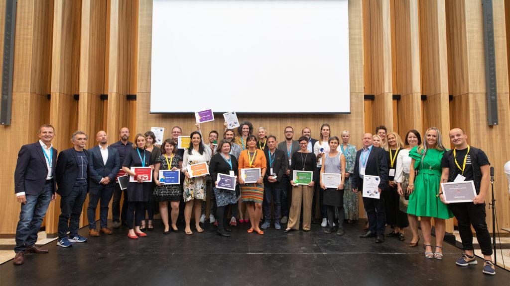 Innovatív gyerekfejlesztő szervezetek vehették át az idei Edison100-díjakat