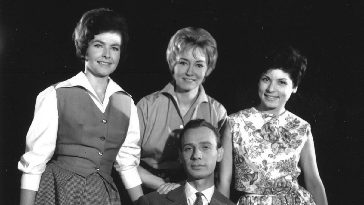 Magyar Televízió, akkor és most, bemondók, műsorvezetők, Táncdalfesztivál