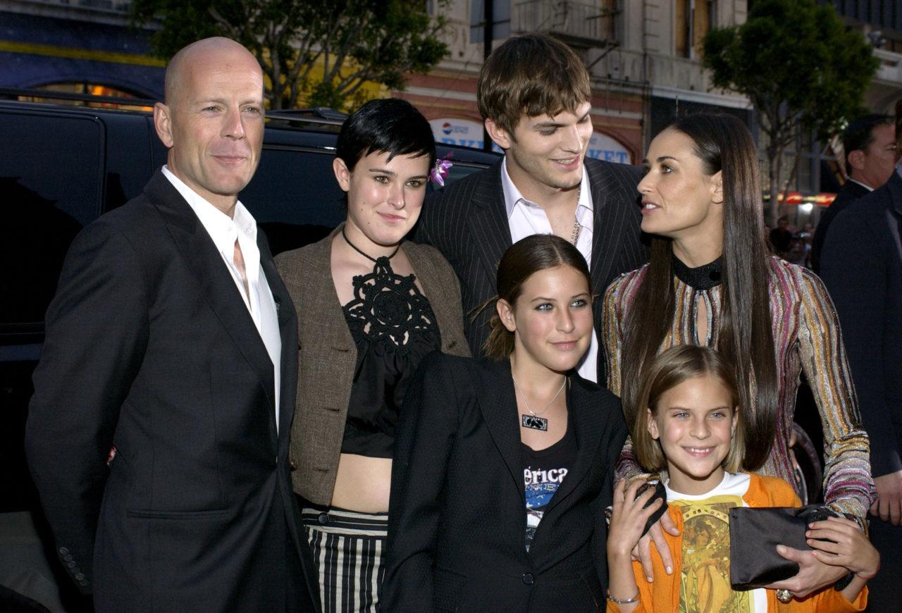 Demi Moore családja