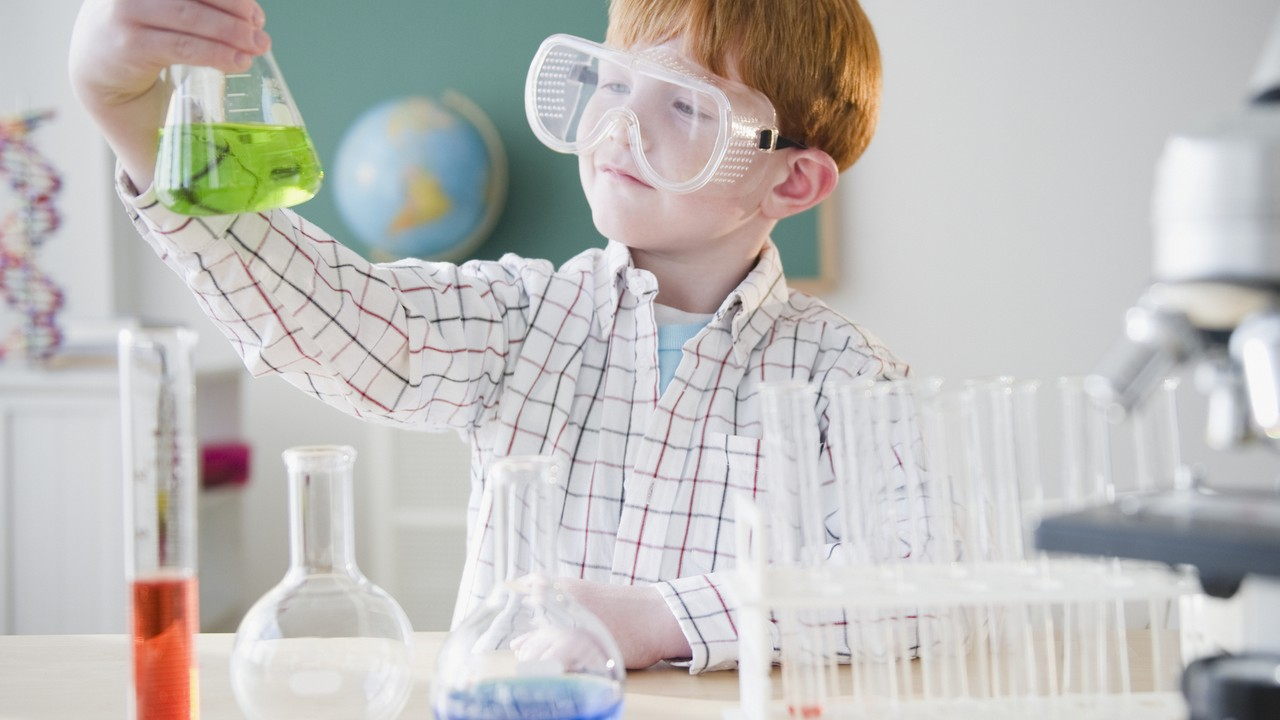 Iskolai kémia kvíz