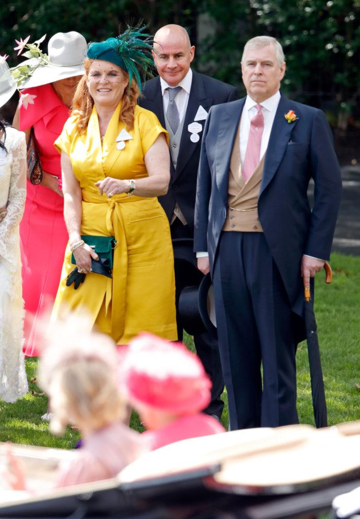 Sarah Ferguson yorki hercegné életét sokan botrányosnak tartják