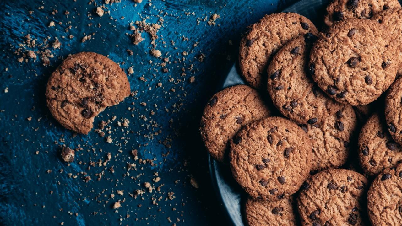 Csokis keksz recept