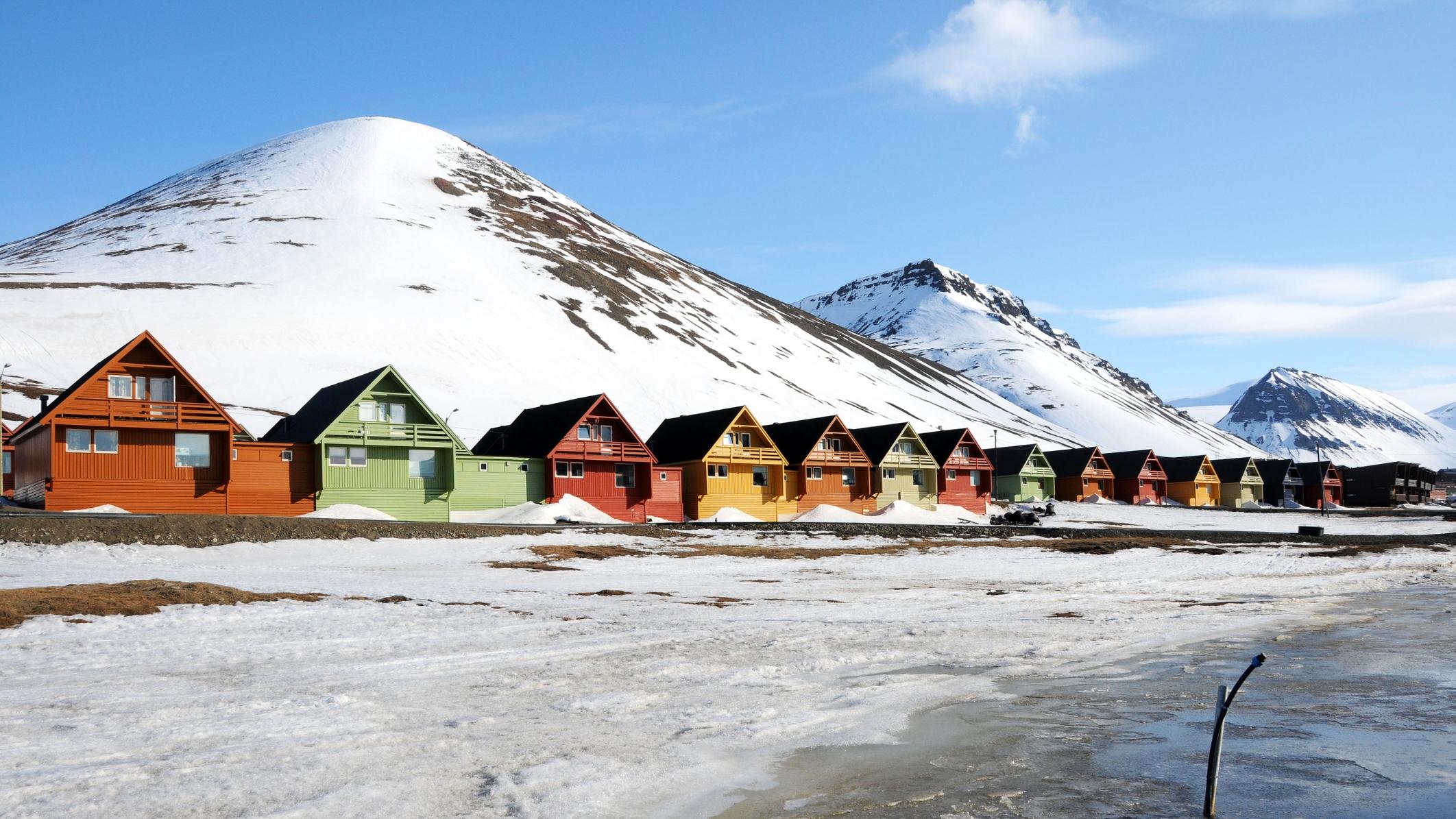 Spitzbergák, Norvégia