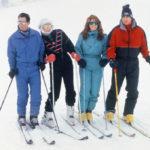 Charles, Diana, Sarah Ferguson és András herceg