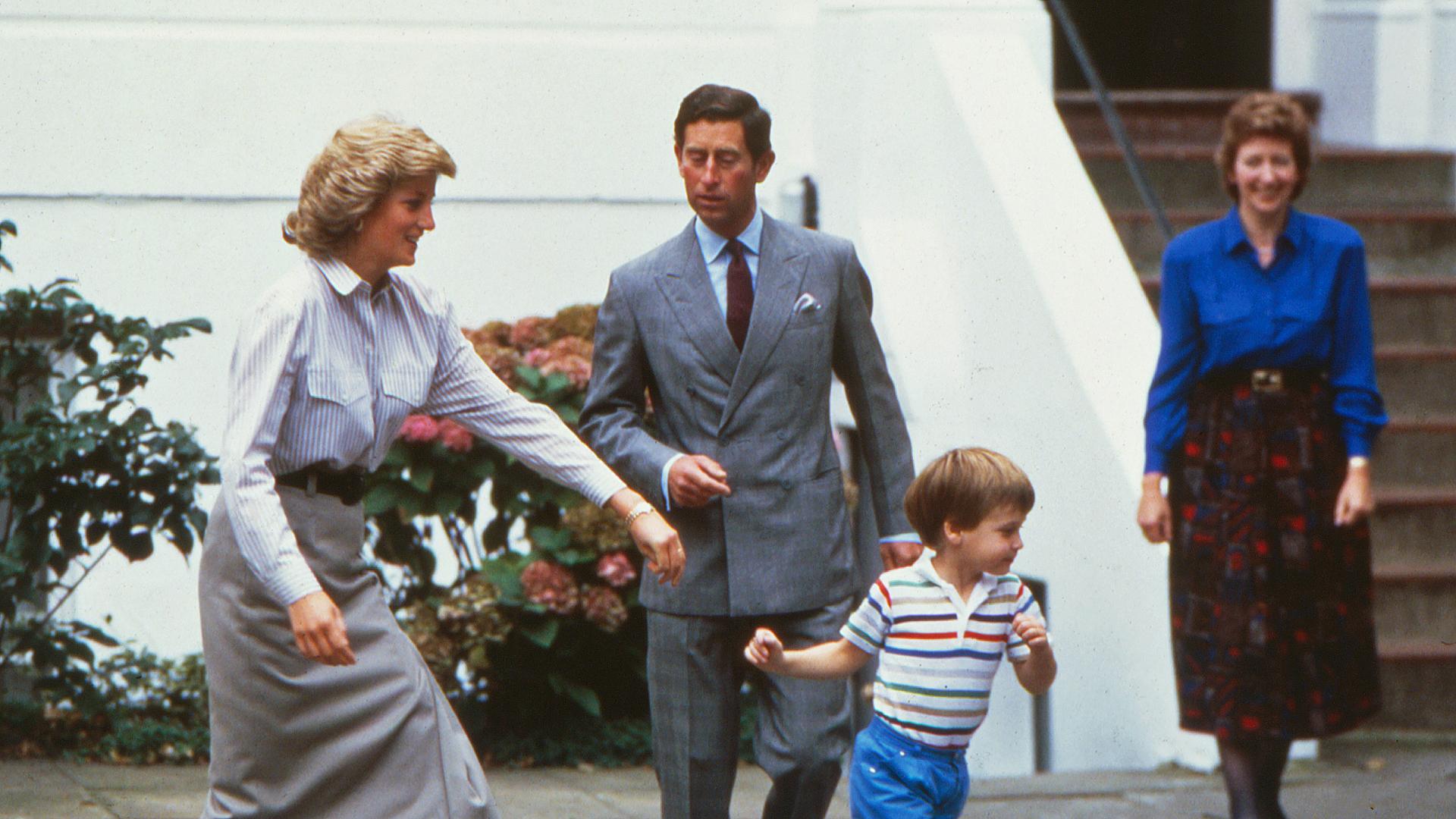 Diana tiara nélküli, hétköznapi pillanatok - Harry herceg készítette róla a legjobb képet