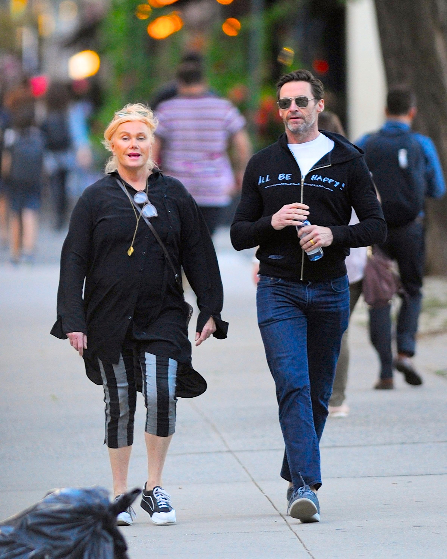 Hugh Jackman felesége idősebb