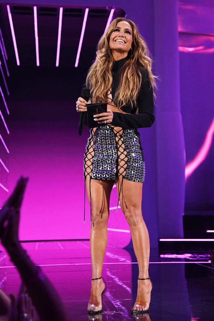 Jennifer Lopez bugyi nélkül állt a színpadon
