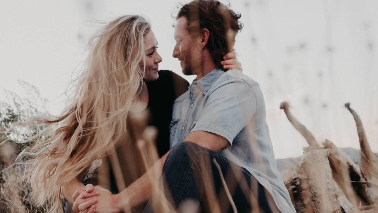 szerelmespár