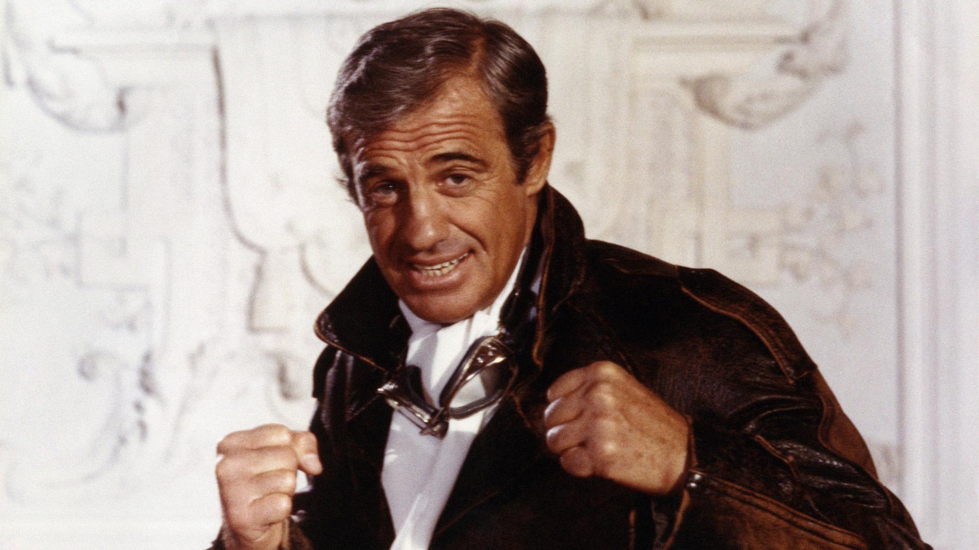 Jean-Paul Belmondo kaszakdrőnek is kiváló volt