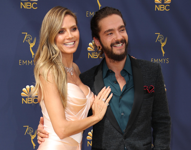 Heidi Klum fiatalabb férje