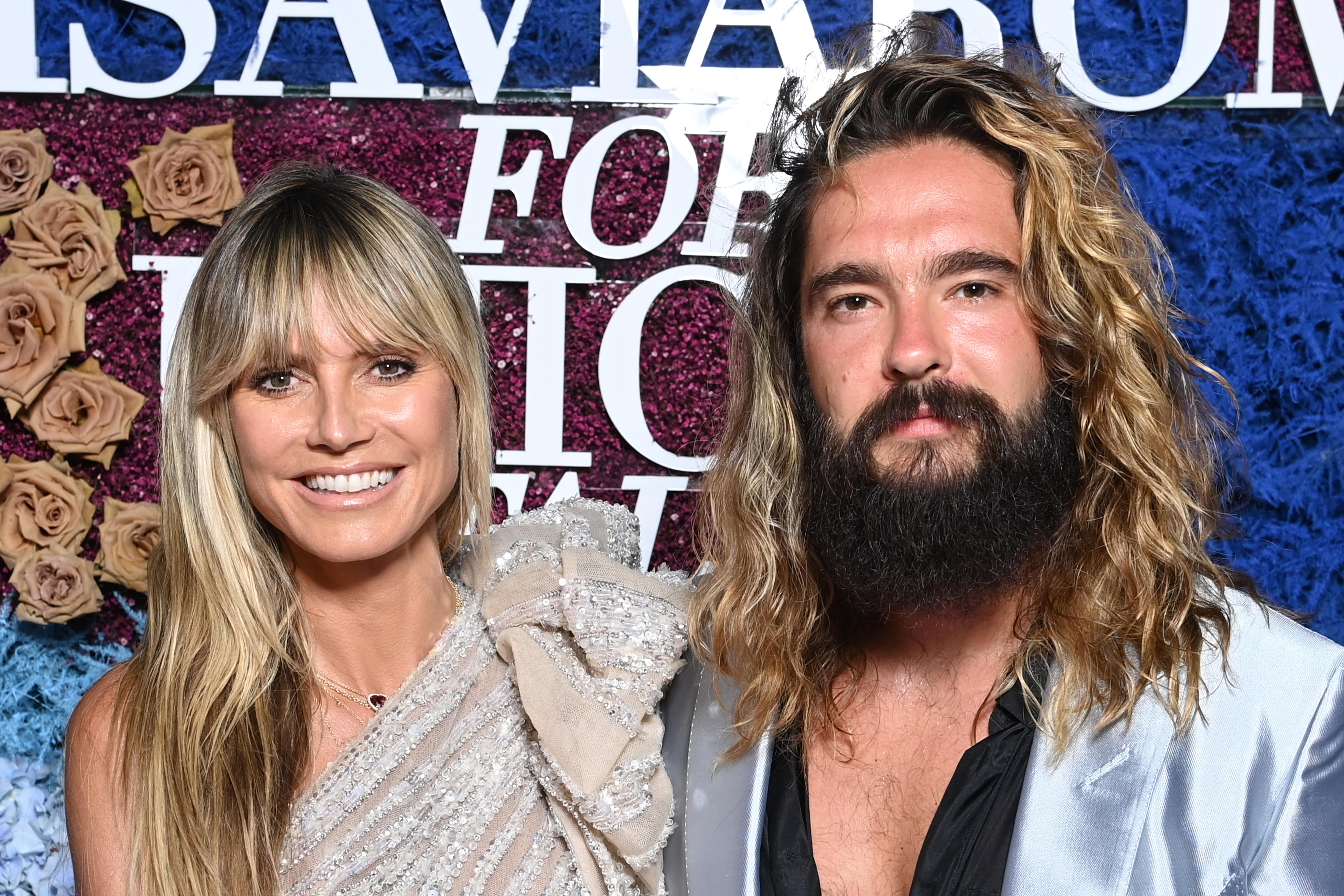Heidi Klum és férje