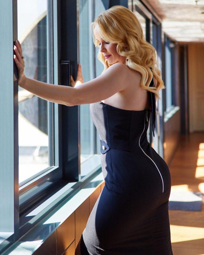Köllő Babettet Kylie Minogue-hoz hasonlították