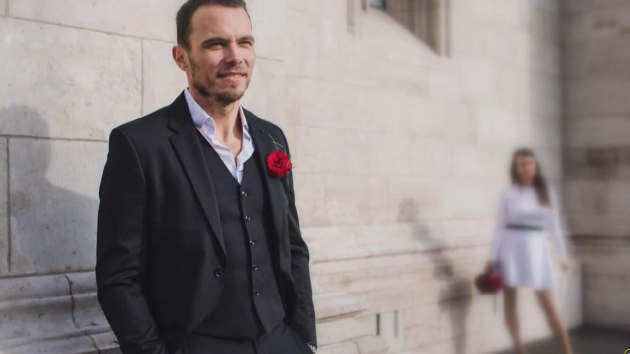 Lengyel Tamás boldog, hogy összeházasodtak a párjával