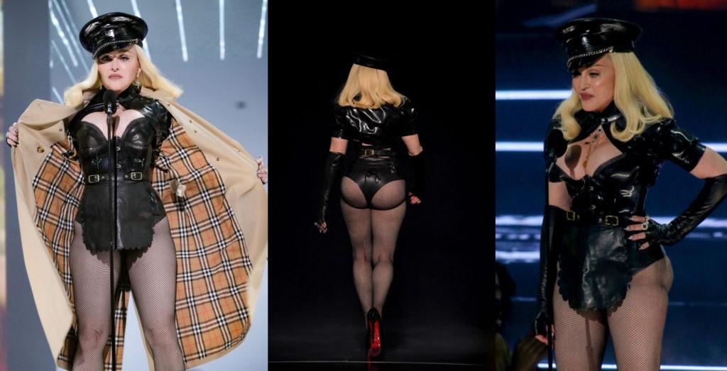 Madonna feneke az MTV VMA 2021-es gálán