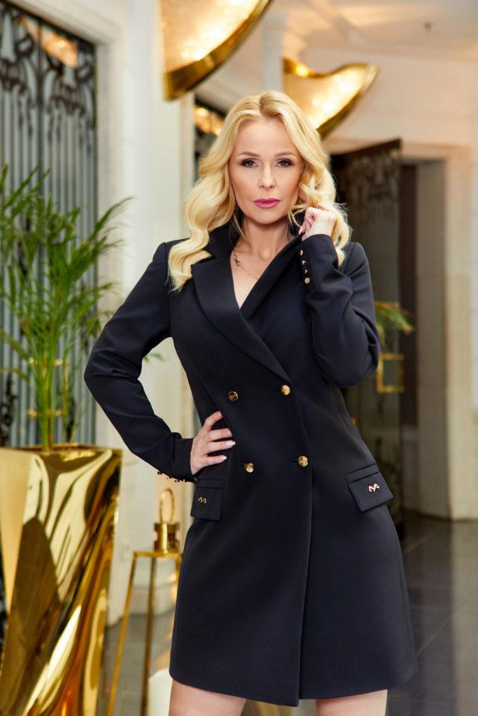 Köllő Babett megtisztelőnek érezte, hogy őt kérték fel az új magyar márka arcának