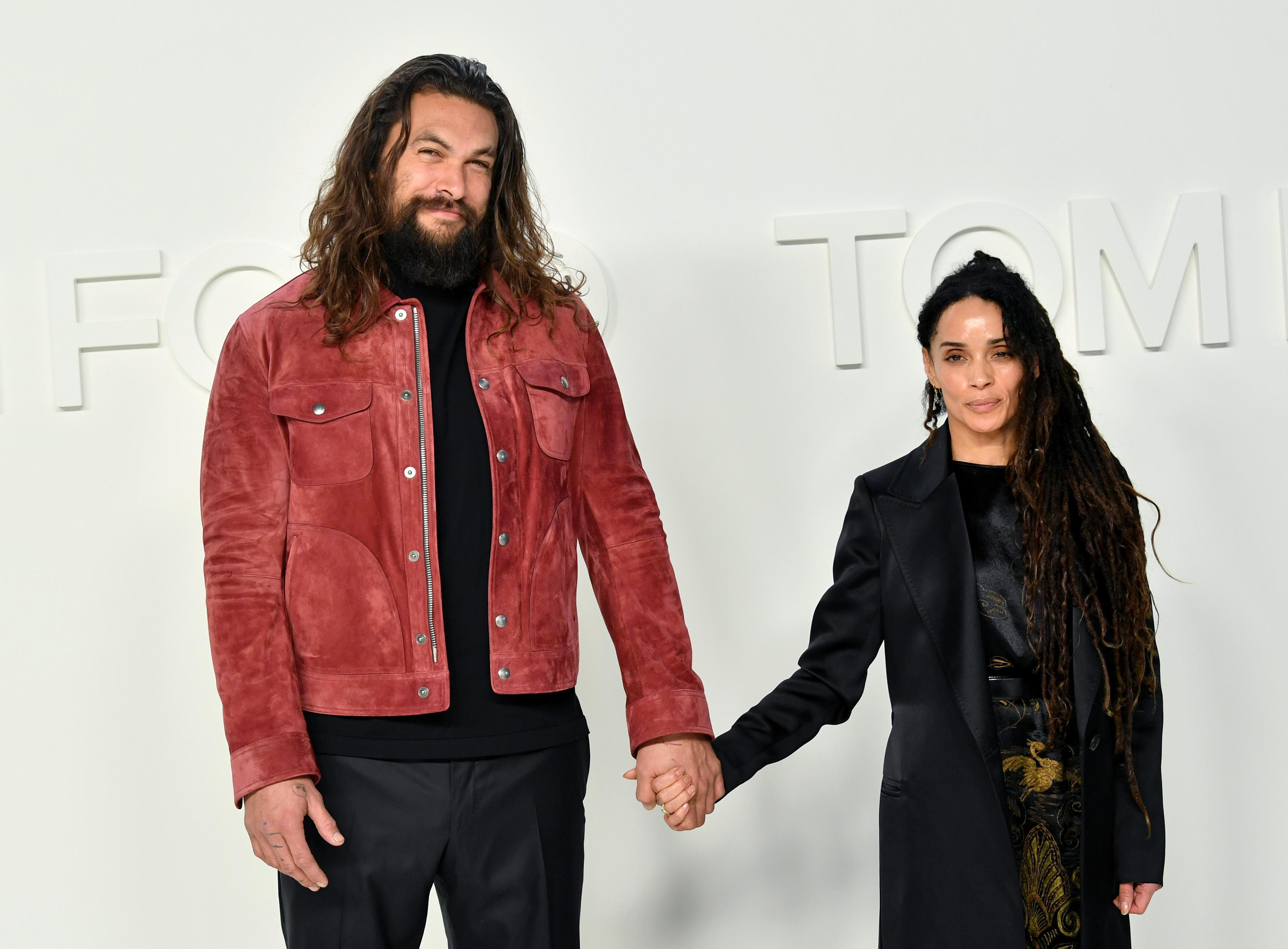 Jason Momoa és Lisa Bonet házassága