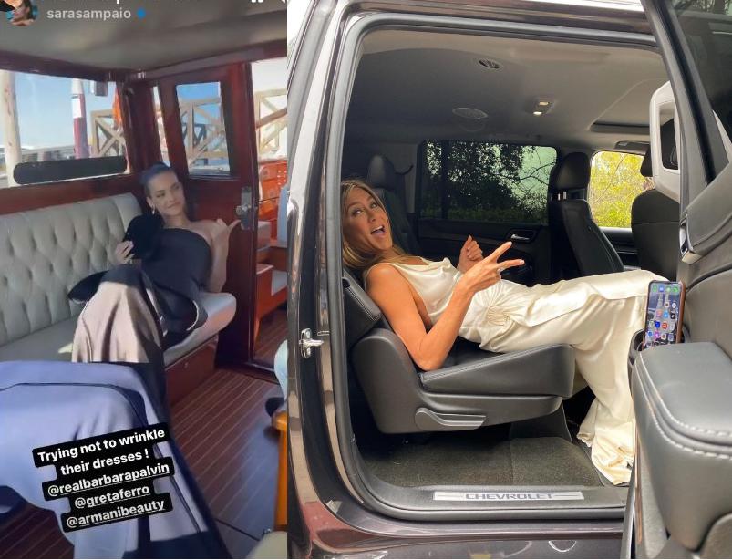 A gyűrődésmentes ruha titka: Palvin Barbi és Jennifer Aniston is megmutatta, hogyan csinálja