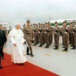 II. János Pál pápa és Göncz Árpád 96-ban