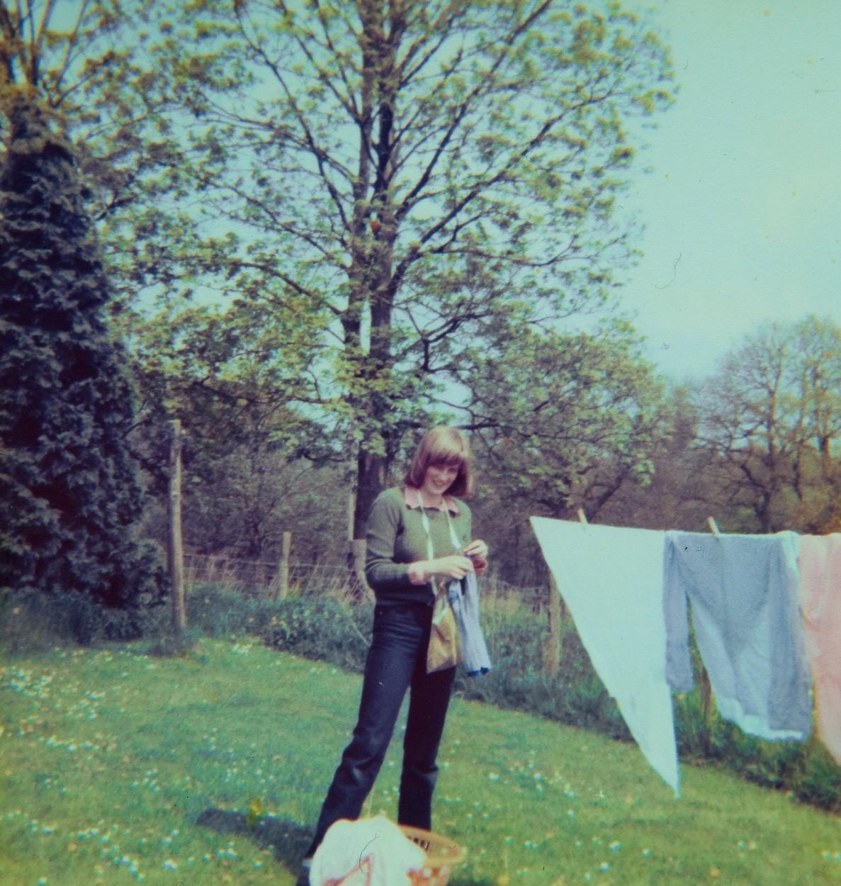 Diana hercegnő 1978-ban
