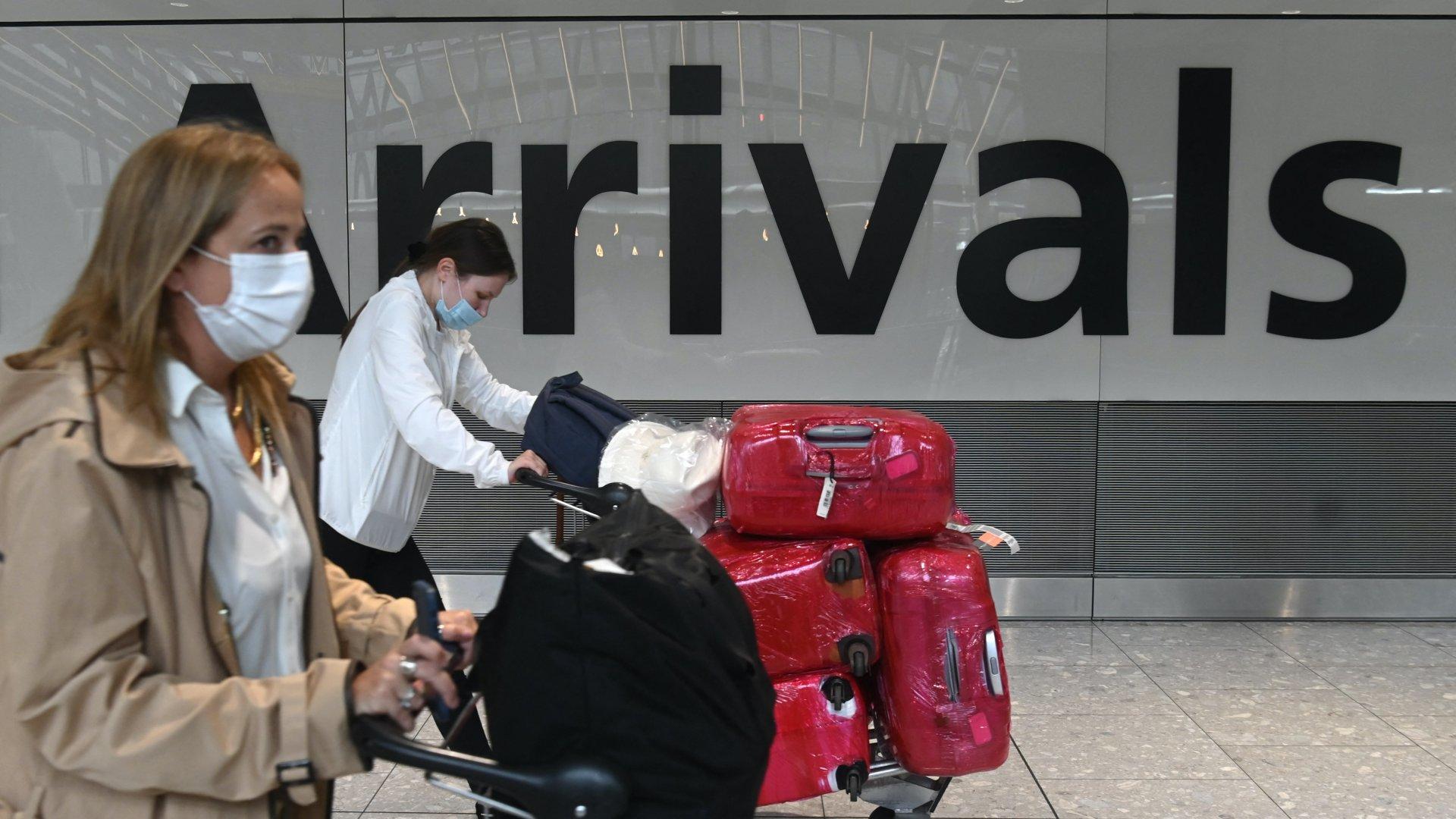 Repülőtér Londonban