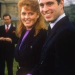 Sarah Ferguson eljegyzései gyűrűjébe azért került vörös kő, mert ez András herceget a választottja hajszínére emlékeztette