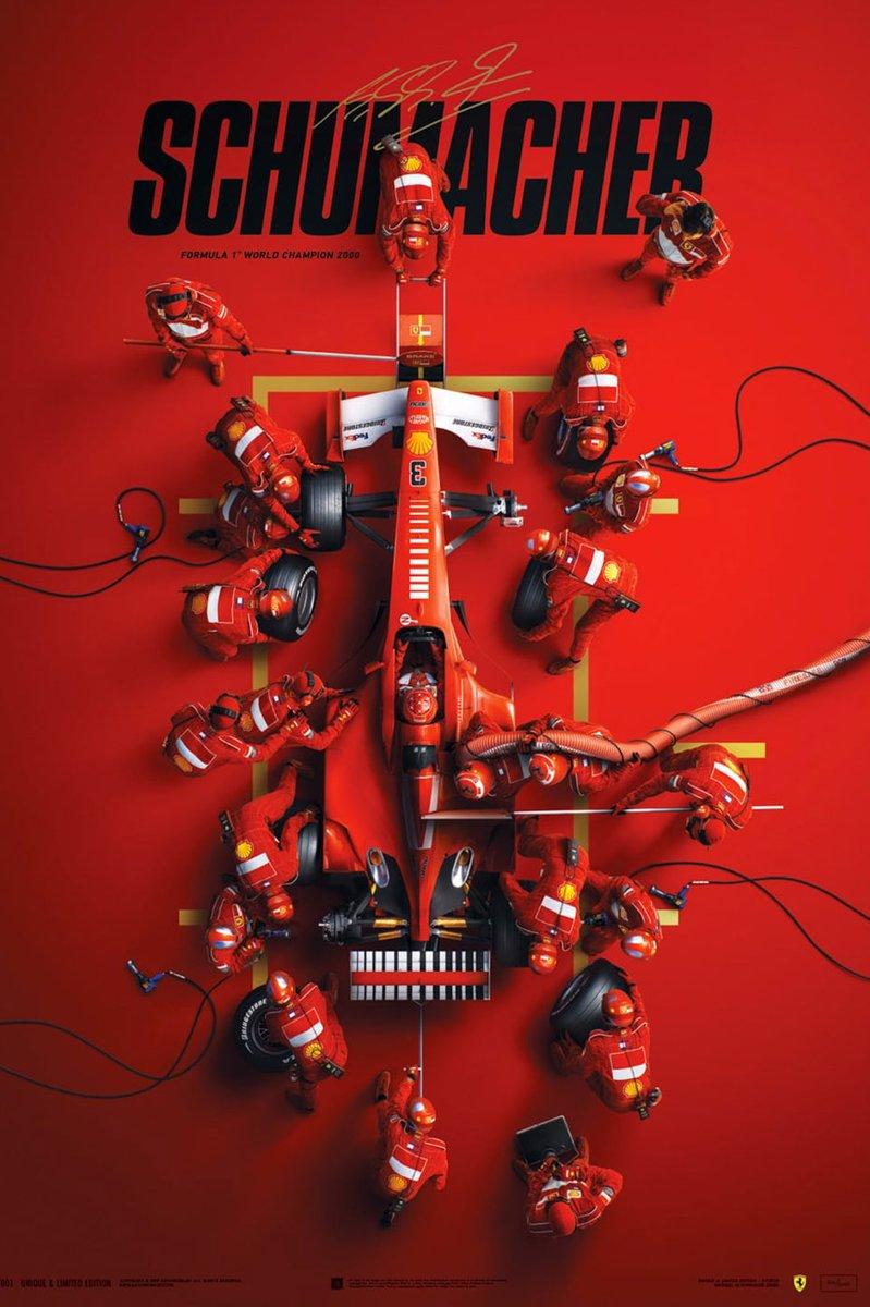 A Schumacher című film plakátja
