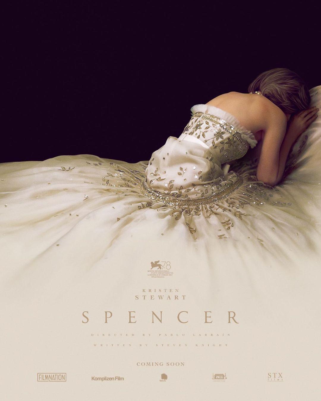 A Spencer nemzetközi plakátja.