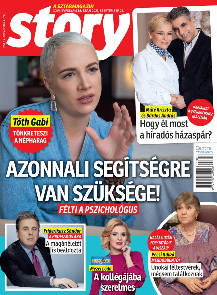 Story - címlap