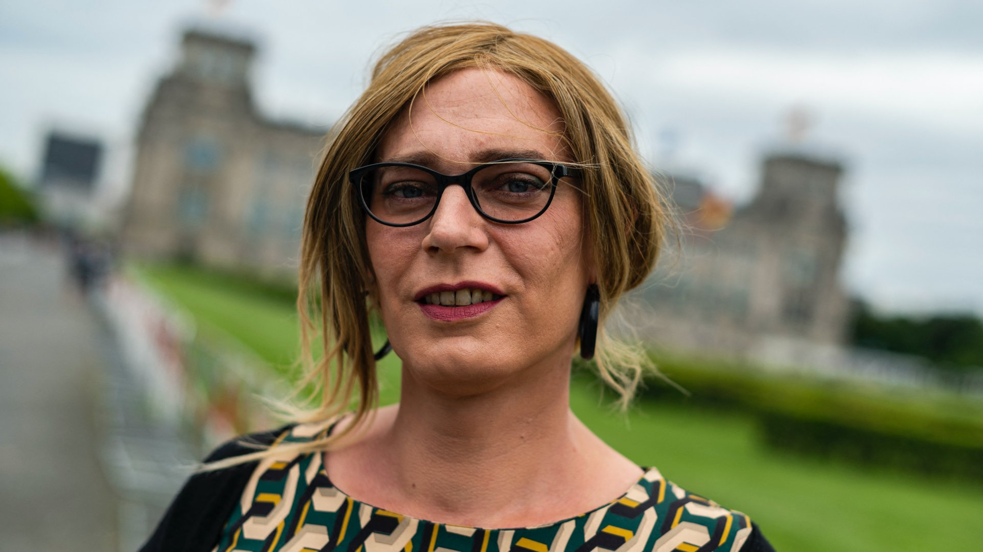 Tessa Ganserer transznemű politikus