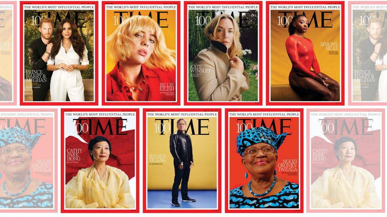 A Time magazin listája a világ 100 legbefolyásosabb emberéről