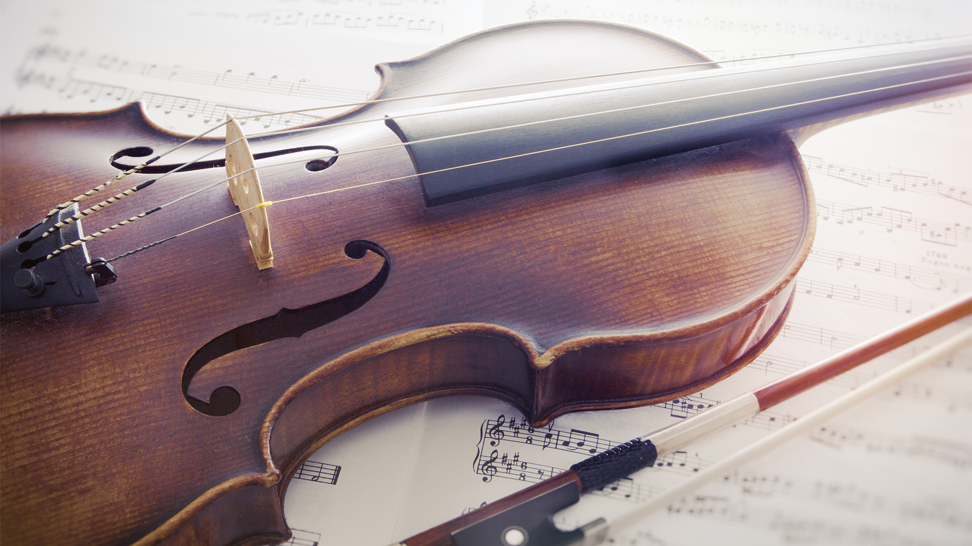 Óriási hegedű úszik a velencei Grand Canalon