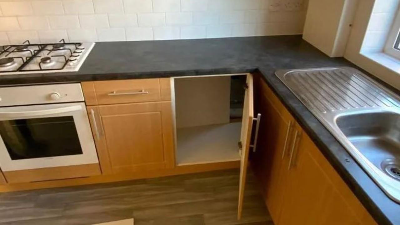 Beköltöztek az albérletbe, és a konyhaszekrény mögött találtak egy titkos szobát