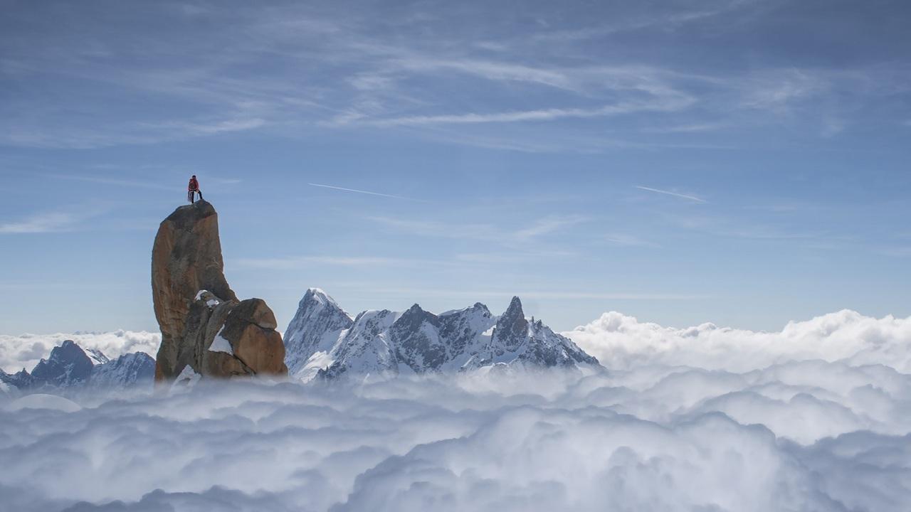 Mont Blanc kisebb lett