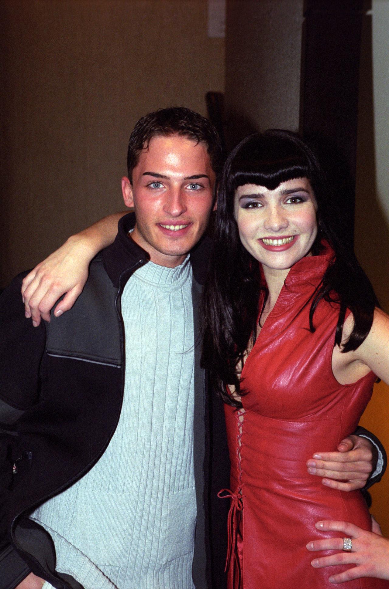 Krisz Rudi és Natalia Oreiro
