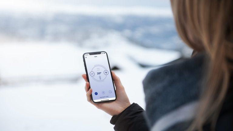 Minden fok számít - a norvégok szívesen használnak elektromos fűtést, mert nagyon precízen szabályozható akár távolról, jól működö wi-fi hálózaton keresztül is, és így könnyebb vele takarékoskodni (fotó: profimedia.hu)