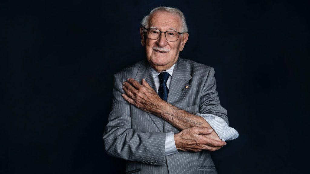 101 éves korában meghalt Eddie Jaku holokauszttúlélő, aki a világ legboldogabb emberének tartotta magát