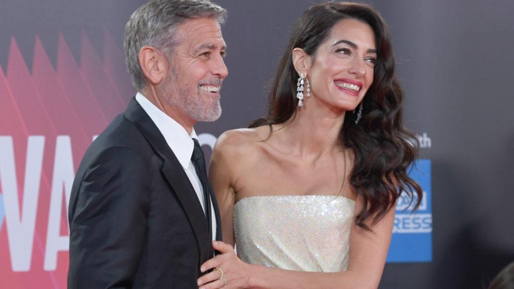 George Clooney és felesége, Amal két év után először vett részt hivatalos eseményen
