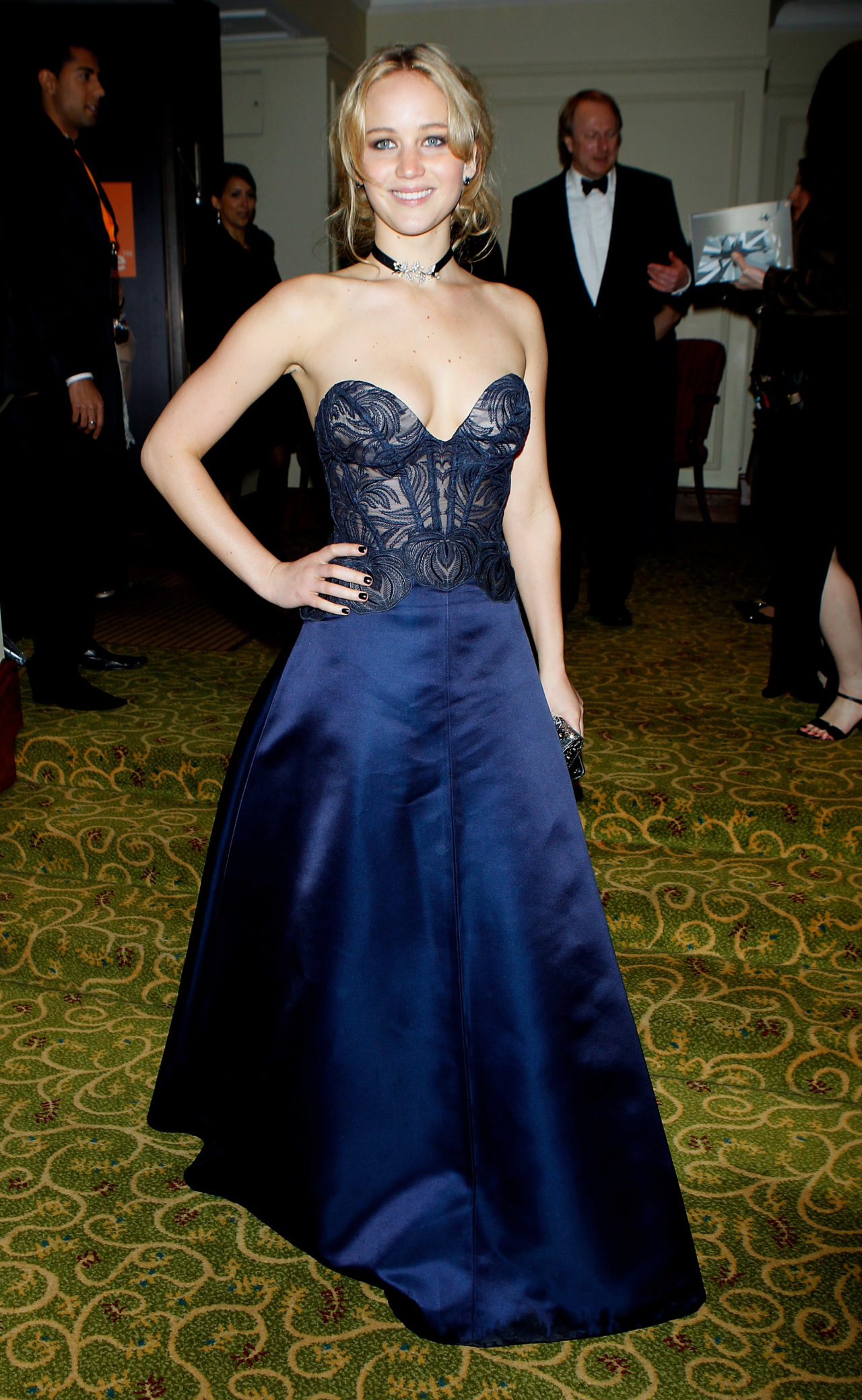 Jennifer Lawrence 17 évesen