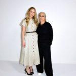 Jennifer Lawrence a Dior bemutatóján 2021-ben