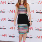 Jennifer Lawrence vörös hajjal