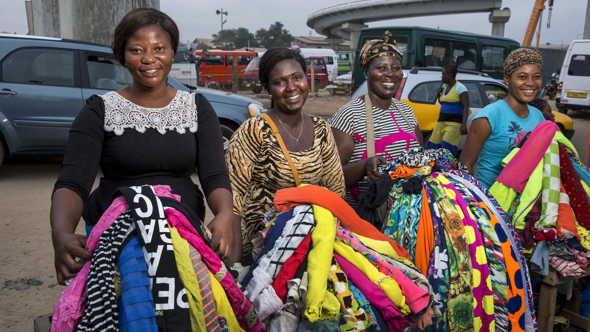Tudtad, hogy hová kerül a nyugati országokban feleslegessé vált használt ruhák jelentős része?