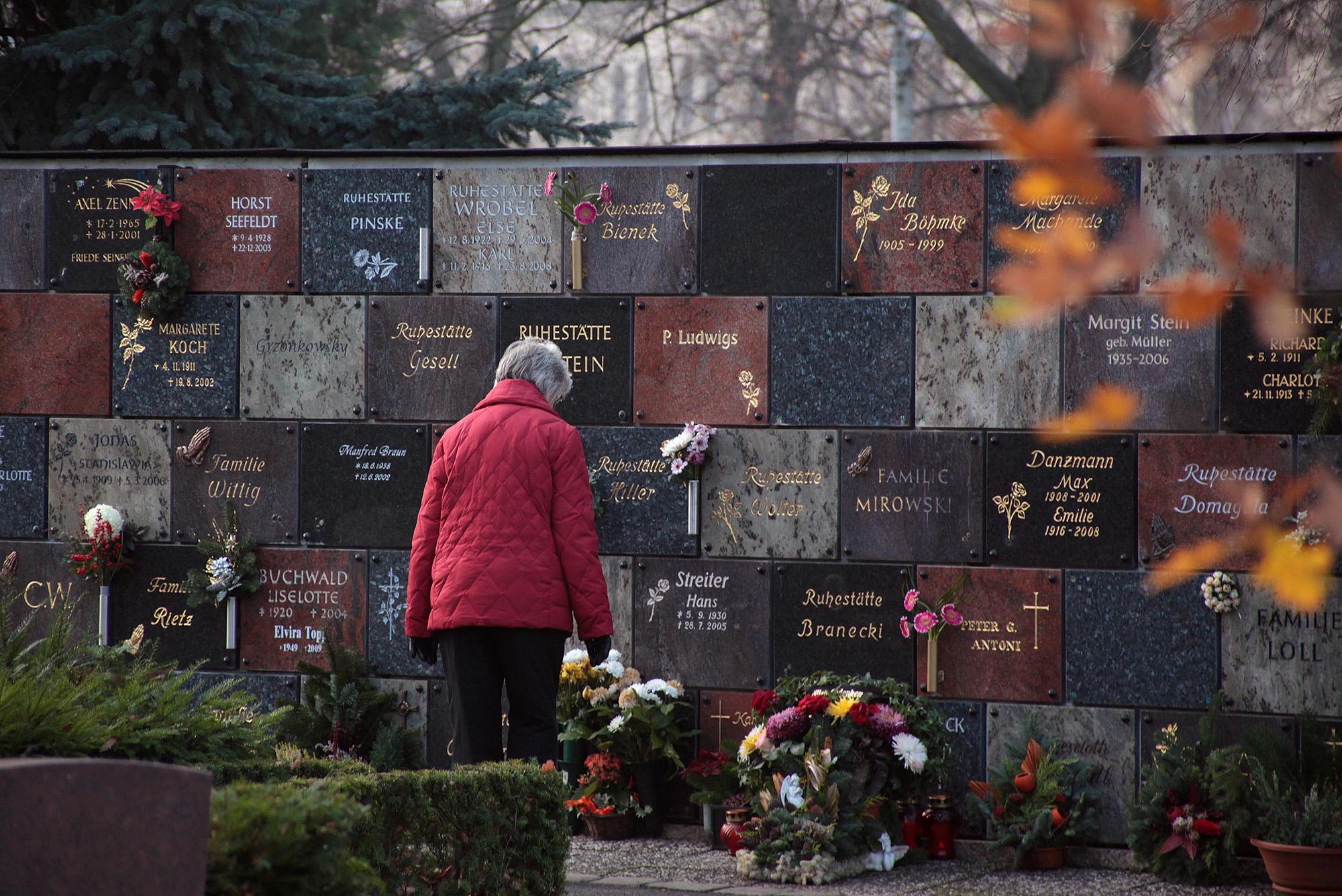 Halottak napja Németországban