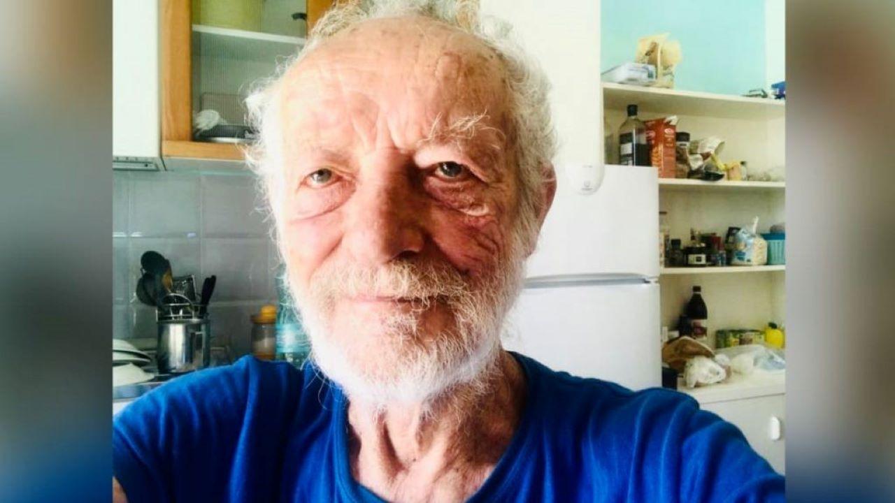 Mauro Morandi, szigetlakó
