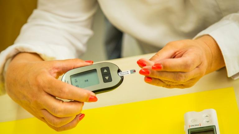 A cukorbeteség kialakulásának okai között előkelő helyen szerepel a mozgásszegény életmód (fotó: profimedia.hu)